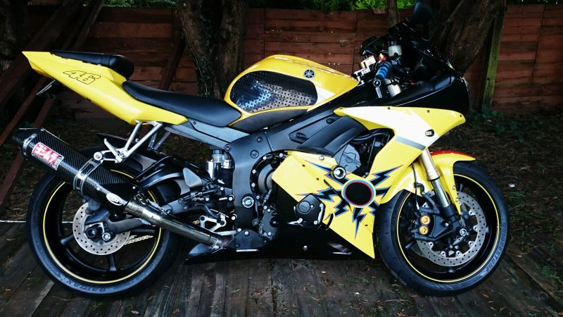 For sale yamaha r6 rossi r46 limited edition 2006 for 2006 yamaha r6 for sale