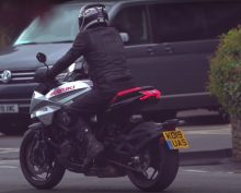 What motorcycle gear is compulsory on the road?