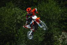 KTM SX-E 5 junior electric motorcycle launched